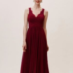 BHLDN Nouvelle Fleur Bridesmaids Dress